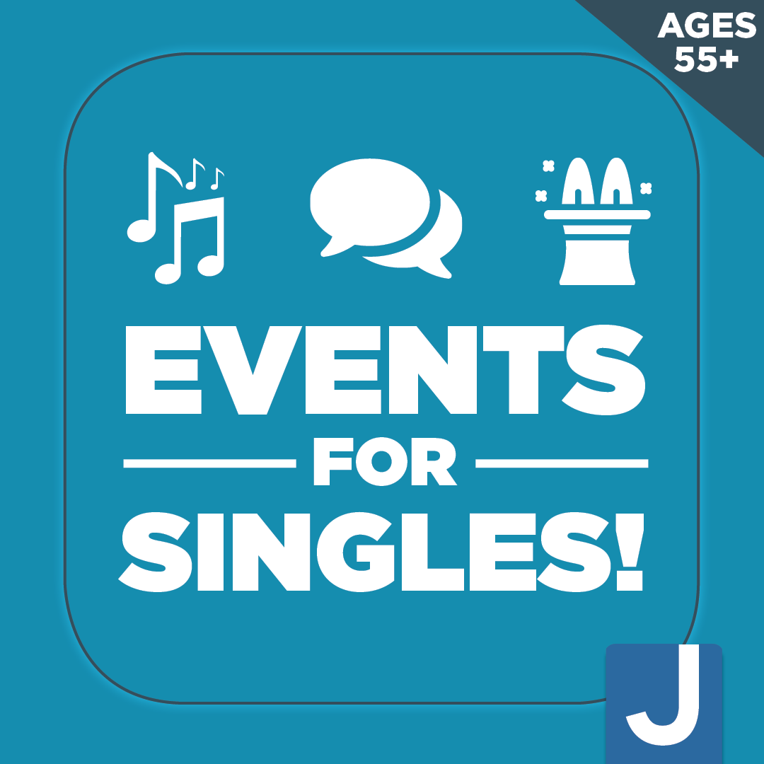 Events for Singles  55 +